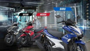 Yamaha NVX 155 launched in Malaysia
