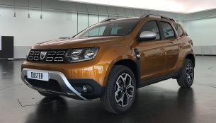 2018 Dacia Duster (2018 Renault Duster) - In 12 Live photos