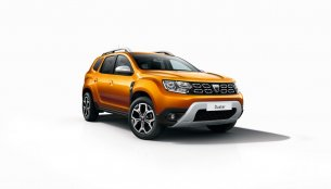 2018 Dacia Duster (2018 Renault Duster) officially revealed ahead of IAA 2017 debut