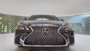 2018 Lexus LS - GIIAS 2017 Live