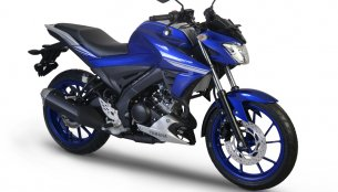 New 2017 Yamaha V-Ixion R launched in Indonesia at IDR 28,800,000