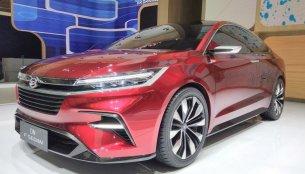 Daihatsu DN F-Sedan Concept - GIIAS 2017 Live