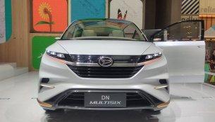 Daihatsu DN Multisix Concept - GIIAS 2017 Live