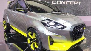 Datsun GO Live Concept - GIIAS 2017 Live