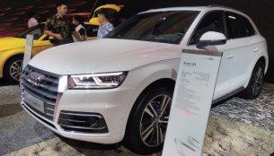 India-bound 2017 Audi Q5 - 2017 GIIAS Live