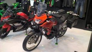 Kawasaki Versys-X 250 Tourer - GIIAS 2017 Live