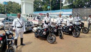 Kolkata Police add the Harley Davidson Street 750 to their fleet - Report
