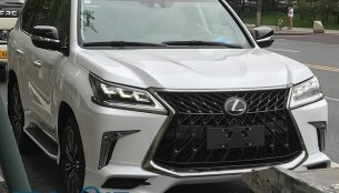 Lexus LX 570 'Superior' reaches China for the Chengdu Motor Show