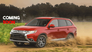 Mitsubishi Outlander listed on official Indian website, launch soon