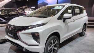 Mitsubishi Xpander MPV to be launched in Thailand by August this year