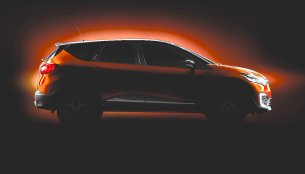 Renault Captur for India teased, confirmed to launch this year
