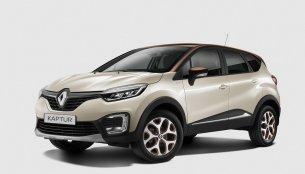India-bound Renault Kaptur gains 'EXTREME' variant in Russia