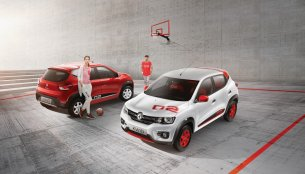 Renault Kwid 02 Anniversary Edition launched in India