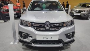 Renault Kwid EV prototypes ready in China - Report
