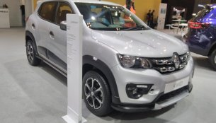 Renault Kwid Limited Edition with Body Kit & Alloy Wheels - 2017 GIIAS Live