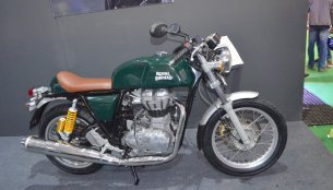 Royal Enfield Continental GT – Nepal Live