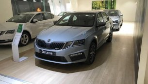 Skoda Octavia RS starts reaching dealerships