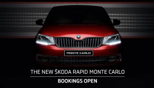 Skoda Rapid Monte Carlo bookings open