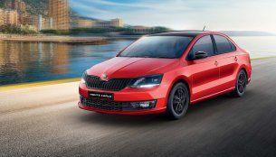 Skoda Rapid Monte Carlo launched in India, priced from INR 10.75 lakh