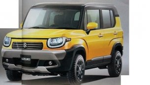 Suzuki Hustler crossover XL variant to enter production in December - Report