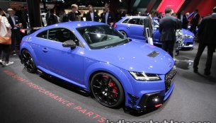 2017 Audi TT RS with Audi Sport Performance Parts at the IAA 2017