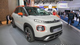 Citroen C3 Aircross showcased at IAA 2017 - Live