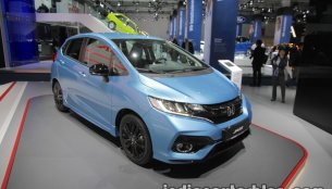 2018 Honda Jazz (facelift) likely to be launched in India on 19 July