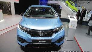 2017 Honda Jazz (facelift) showcased at IAA 2017 - Live