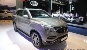 SsangYong Rexton (Mahindra XUV700?) India launch confirmed - Report