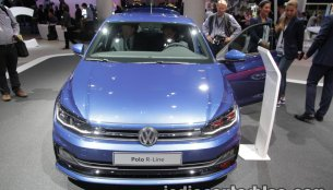 2017 VW Polo R-Line & 2017 VW Polo Beats showcased at IAA 2017 - Live