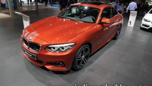 2018 BMW 2 Series Coupe (LCI) at the IAA 2017 - Live