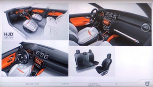 2018 Dacia Duster (2018 Renault Duster) interior leaked in fresh images