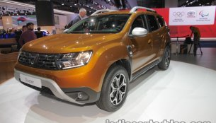 Dacia used feedback from social media for 2018 Dacia Duster's development