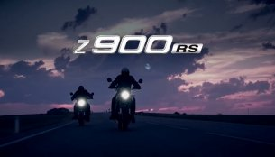 2018 Kawasaki Z900 RS teased; details revealed - Report