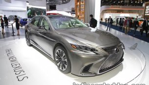 Lexus evaluating local assembly for the Indian market - Report