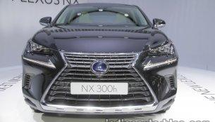 2018 Lexus NX 300h showcased at IAA 2017 - Live [Gallery Update]
