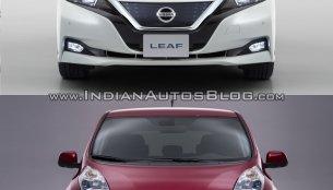 2018 Nissan Leaf vs. 2014 Nissan Leaf - Old vs. New