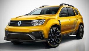 2018 Renault Duster R.S. - IAB Rendering