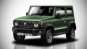 Next gen Suzuki Jimny expected to increase European sales by 20% - Report