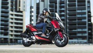 2018 Yamaha X-Max 125 revealed in Europe