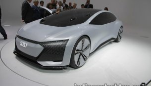 Audi Aicon concept showcased at IAA 2017 - Live