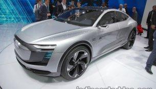 Audi Elaine Concept - IAA 2017 Live [Gallery Update]