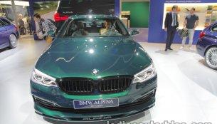 BMW ALPINA D5 S showcased at IAA 2017 - Live