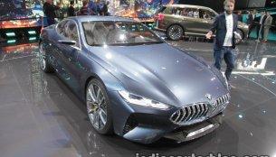 BMW Concept 8 Series - IAA 2017 Live