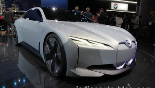 BMW i Vision dynamics showcased at IAA 2017 - Live