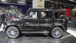 Brabus 900 based on Mercedes-AMG G65 - IAA 2017 Live