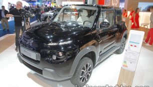 Citroen E-Mehari Styled by Courreges showcased at IAA 2017 - Live