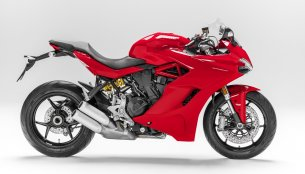 Ducati SuperSport vs. Kawasaki Ninja 1000 - Spec comparison