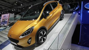 Ford Fiesta Active showcased at IAA 2017 - Live