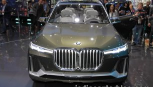 BMW Concept X7 iPerformance showcased at IAA 2017 [Gallery Update]